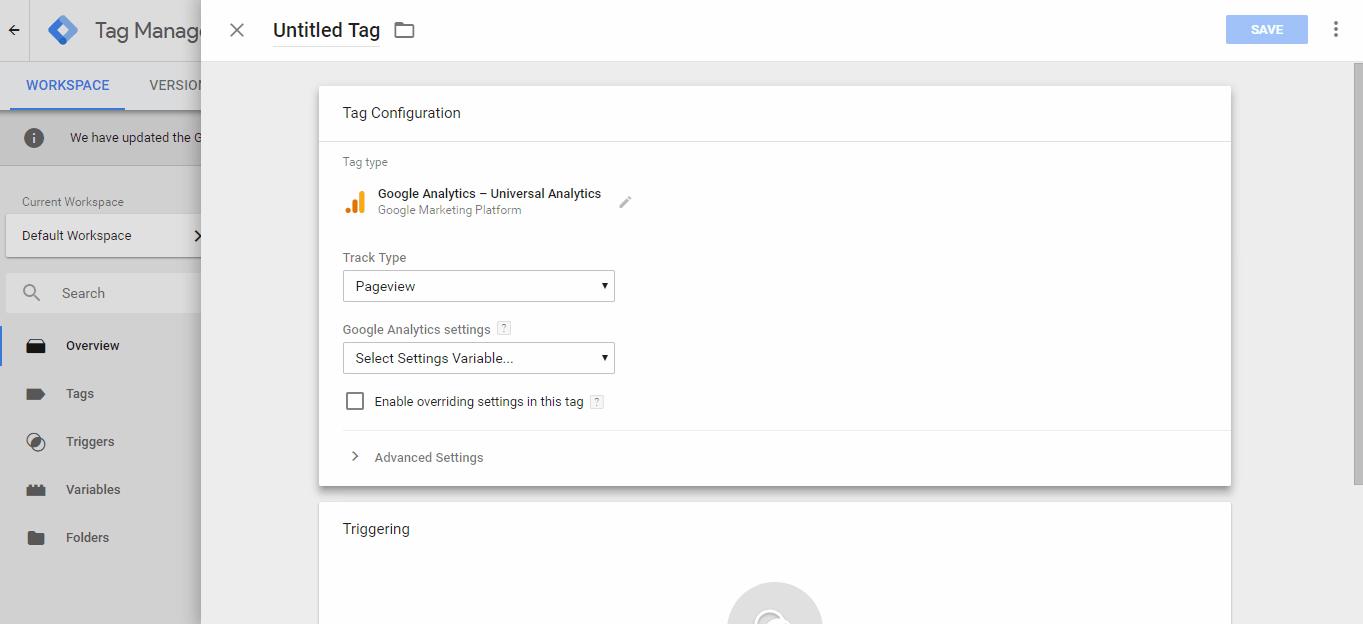 اتصال سایت به گوگل آنالیتیکس