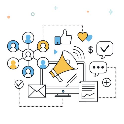 ۱۰ مورد از روشهای بازاریابی اینترنتی برای کسبوکارهای کوچک