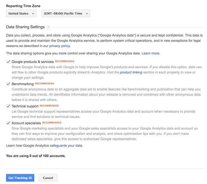 راهنمای کامل گوگل آنالیتیکس